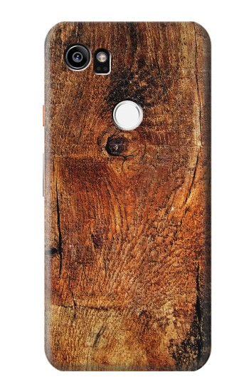 Printed Wood Skin Graphic HTC One X9 Case