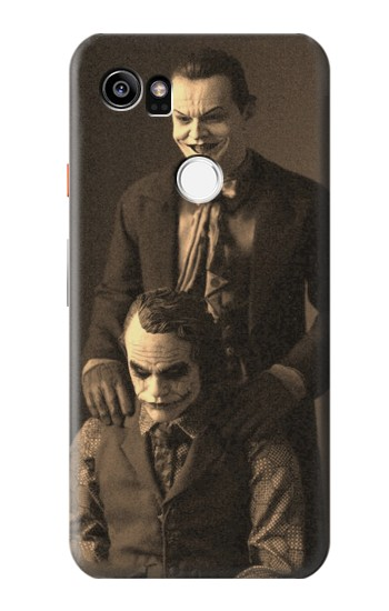 Printed Jokers Together HTC One X9 Case
