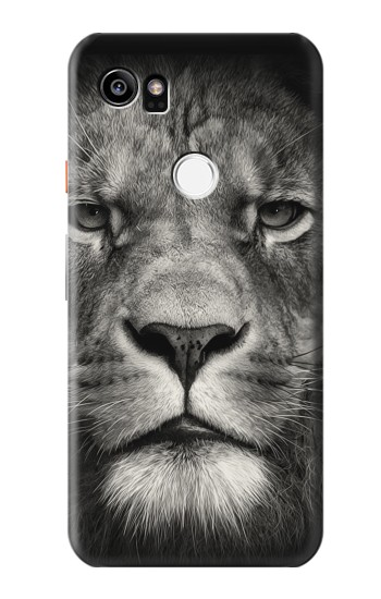 Printed Lion Face HTC One X9 Case