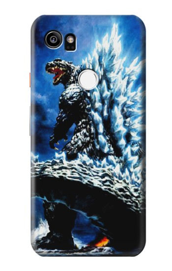 Printed Godzilla Giant Monster HTC One X9 Case