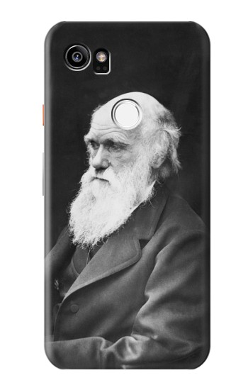 Printed Charles Darwin HTC One X9 Case