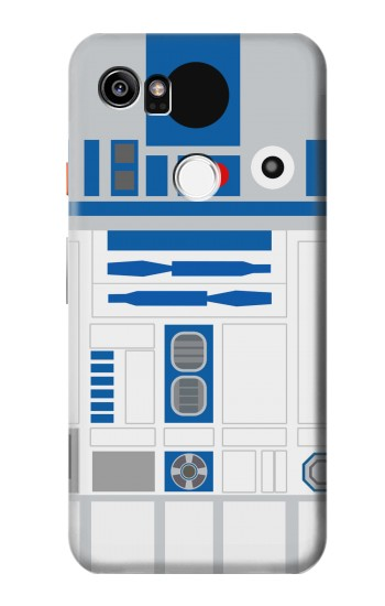 Printed R2D2 Minimalist HTC One X9 Case