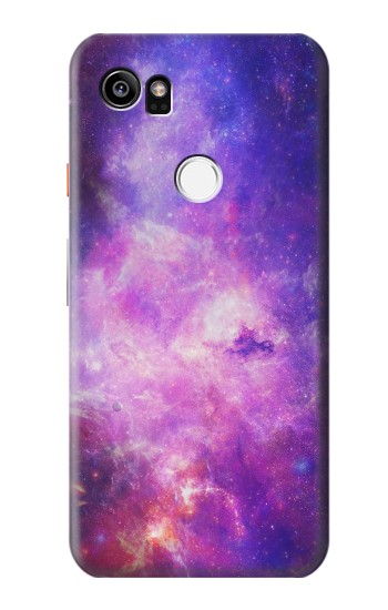 Printed Milky Way Galaxy HTC One X9 Case