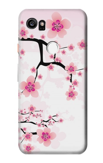 Printed Plum Blossom HTC One X9 Case