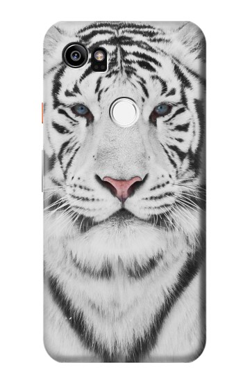 Printed White Tiger HTC One X9 Case