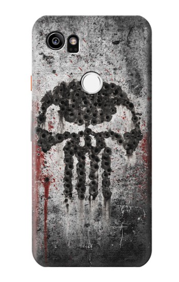 Printed Punisher HTC One X9 Case