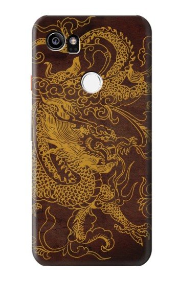 Printed Chinese Dragon HTC One X9 Case
