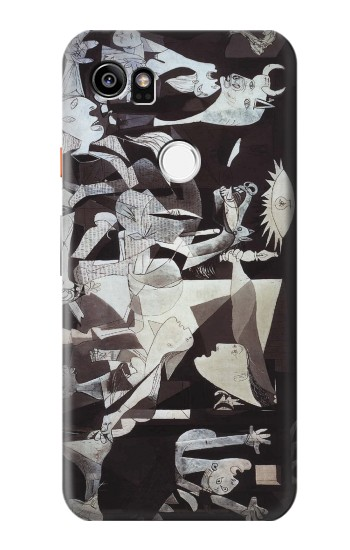 Printed Picasso Guernica Original Painting HTC One X9 Case
