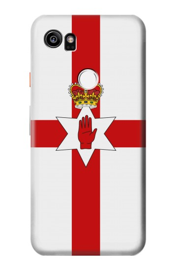 Printed Flag of Northern Ireland HTC One X9 Case