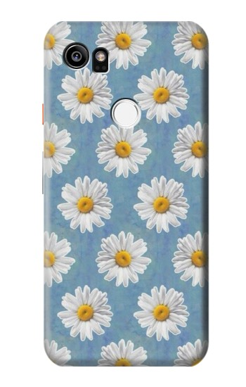 Printed Floral Daisy HTC One X9 Case