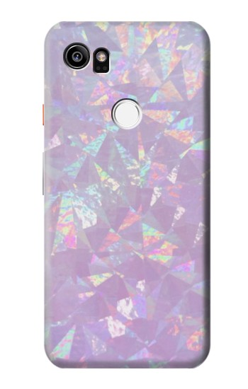Printed Iridescent Holographic Photo Printed HTC One X9 Case