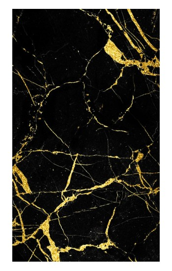 Printed Gold Marble Graphic Printed POP Case