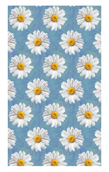 Printed Floral Daisy POP Case