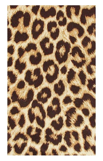 Printed Leopard Pattern Graphic Printed iPad Pro 12.9 (2020) Case