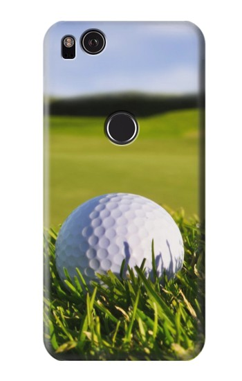 Printed Golf HTC One S Case