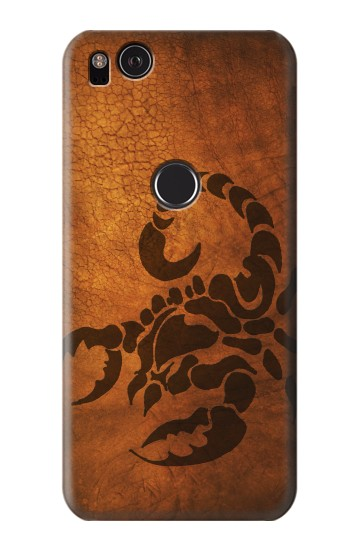 Printed Scorpion Tattoo HTC One S Case