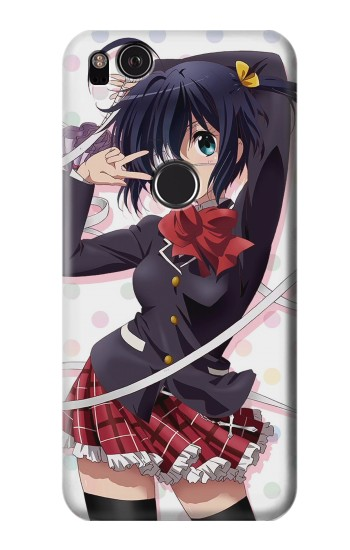 Printed Chuunibyou Rikka HTC One S Case