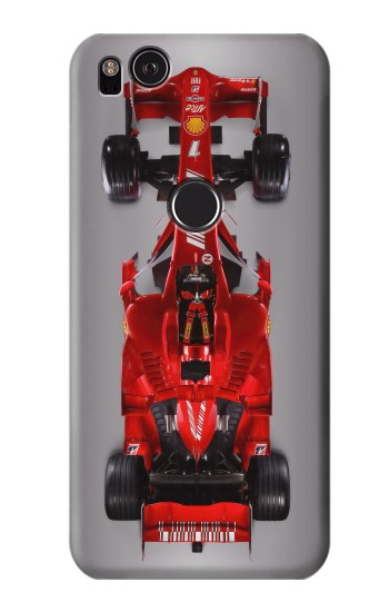 Printed Formula One Racing Car HTC One S Case