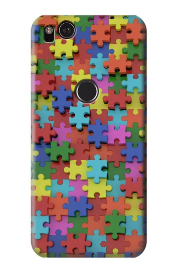Printed Puzzle HTC One S Case