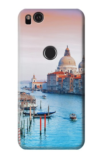 Printed Beauty of Venice Italy HTC One S Case