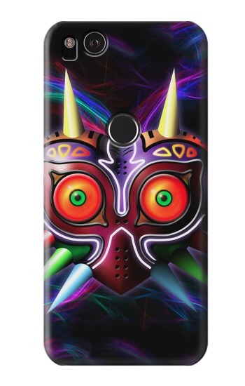 Printed The Legend of Zelda Majora Mask HTC One S Case