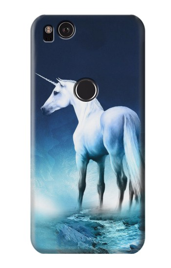 Printed Unicorn Horse HTC One S Case