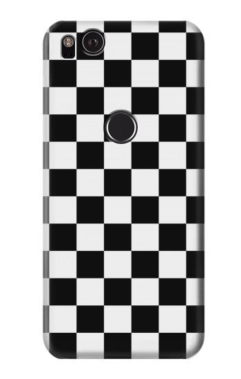 Printed Checkerboard Chess Board HTC One S Case