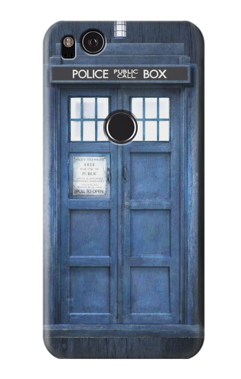 Printed Doctor Who Tardis HTC One S Case