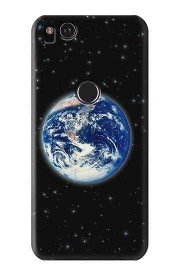 Printed Earth Planet Space Star nebula HTC One S Case