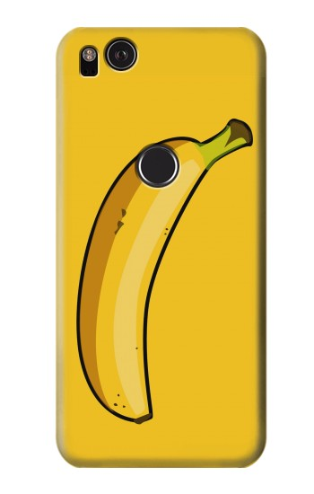 Printed Banana HTC One S Case