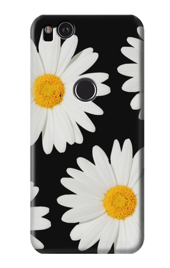Printed Daisy flower HTC One S Case