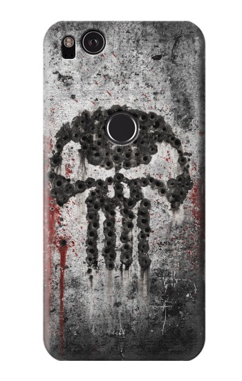 Printed Punisher HTC One S Case