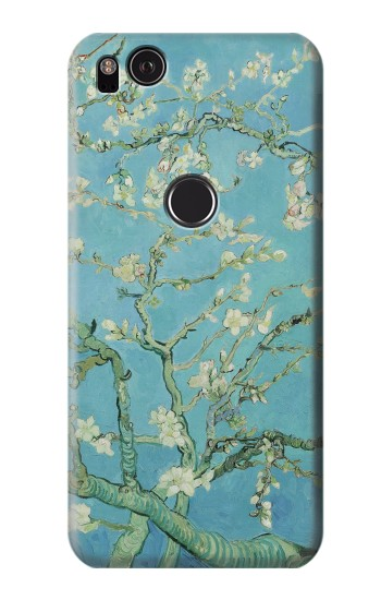 Printed Vincent Van Gogh Almond Blossom HTC One S Case