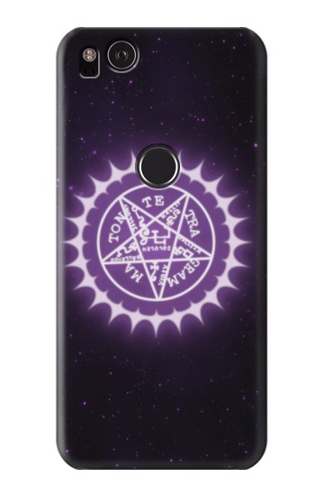 Printed Black Butler Pentagram HTC One S Case