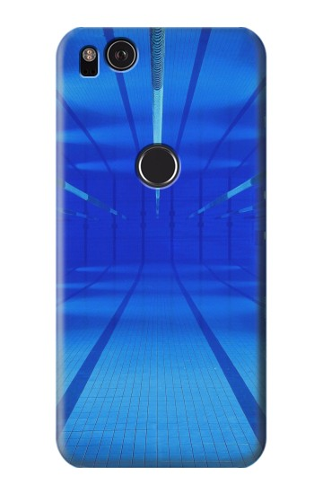 Printed Swimming Pool Under Water HTC One S Case