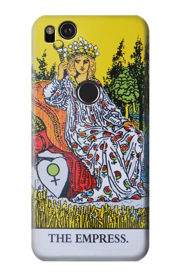 Printed Tarot Card The Empress HTC One S Case