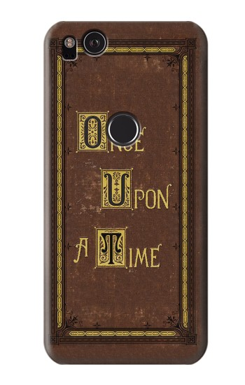 Printed Once Upon a Time Book Cover HTC One S Case