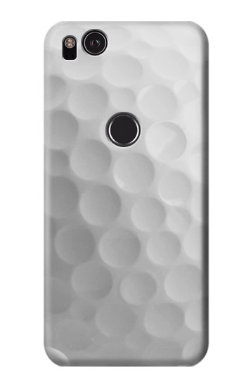 Printed White Golf Ball HTC One S Case