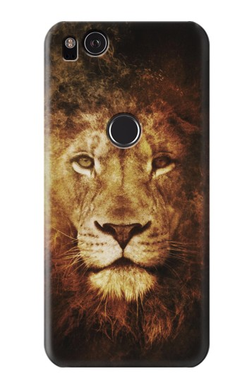 Printed Lion HTC One S Case