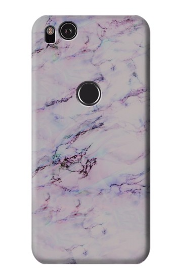 Printed Seamless Pink Marble HTC One S Case