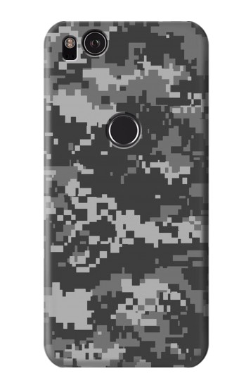 Printed Urban Black Camouflage HTC One S Case