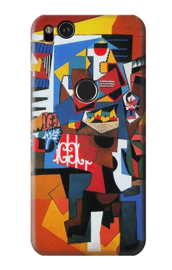 Printed Picasso The Bird Cage HTC One S Case