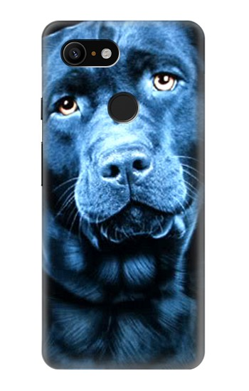 Printed Labrador Retriever Google Pixel 3 Case