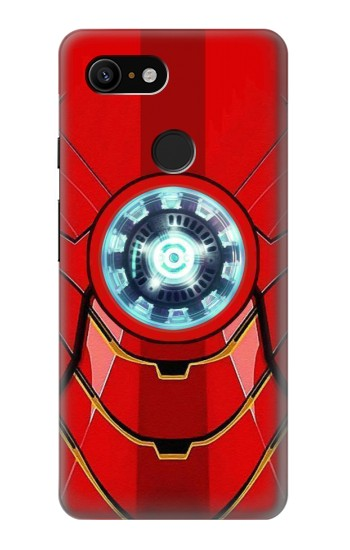 Printed Ironman Armor Arc Reactor Graphic Printed Google Pixel 3 Case