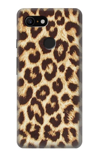 Printed Leopard Pattern Graphic Printed Google Pixel 3 Case