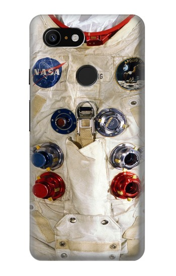 Printed Neil Armstrong White Astronaut Spacesuit Google Pixel 3 Case