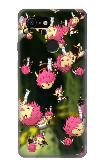 Printed Fairy Tail Little Natsu Fall Google Pixel 3 Case