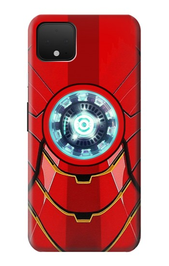 Printed Ironman Armor Arc Reactor Graphic Printed Google Pixel 4 Case