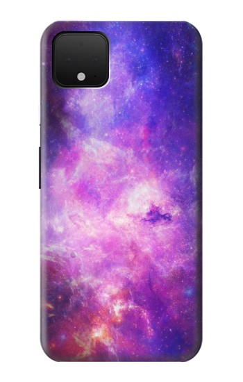 Printed Milky Way Galaxy Google Pixel 4 Case
