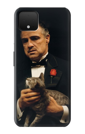 Printed Godfather Google Pixel 4 Case